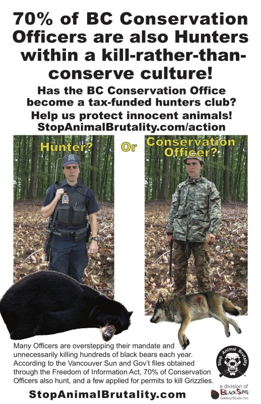 Hunter or Conservation Officer?